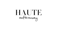 HAUTE rent to runway